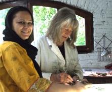 Iram Wasi printmaker