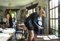 IB Bremen 2014 Workshop with Maureen